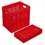กล่องพลาสติกแบบพับได้  PK8050