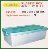 กล่องพลาสติก No. 38755
