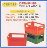 กล่องพลาสติก NO. 019