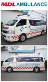รถตู้พยาบาล หลังคาสูง 2