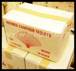 การบูรก้อนตราพัด (ขนาดบรรจุลังละ 30 กล่อง)