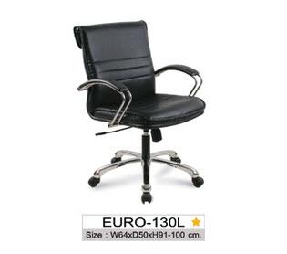 เก้าอี้สำนักงาน EURO-130L