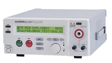 เครื่องทดสอบความทนของฉนวนไฟฟ้า GPI-735A