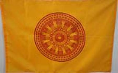 ธงธรรมจักร