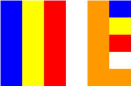ธงศาสนาพุทธสากล