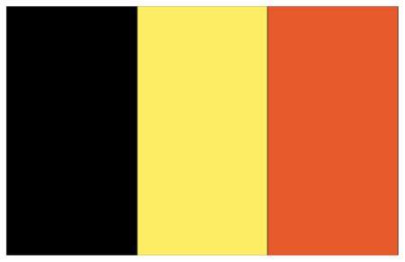 ธงชาติเบลเยี่ยม