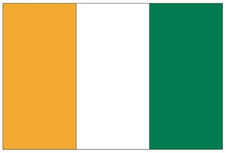 ธงชาติไอวอรี่โคสต์