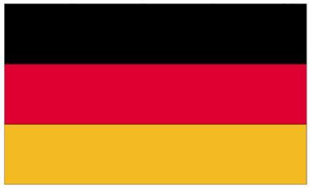 ธงชาติเยอรมนี
