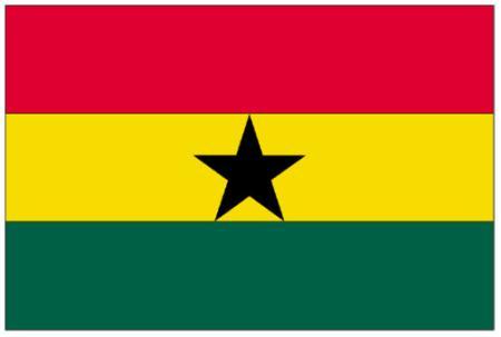 ธงชาติกานา