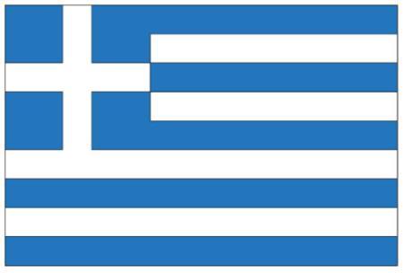 ธงชาติกรีซ