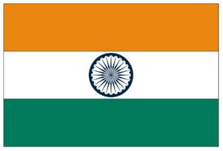ธงชาติอินเดีย
