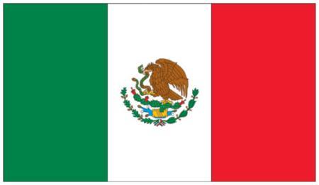 ธงชาติเม็กซิโก