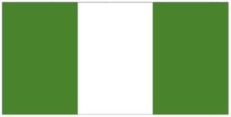 ธงชาติไนจีเรีย