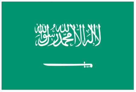 ธงชาติซาอุดีอาระเบีย