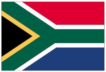 ธงชาติแอฟริกาใต้