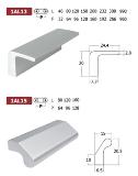 มือจับอลูมิเนียม Alumininum Handles 1AL13
