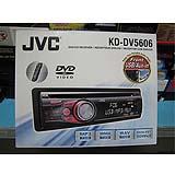 วิทยุรถยนต์ KD-DV5606