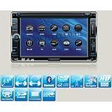 เครื่องเล่นดีวีดีรถยนต์ HD-6530ST(G)