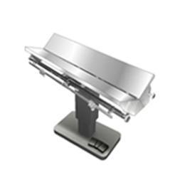 โต๊ะผ่าตัดสแตนเลสแบบตัว V-Top ระบบพาวเวอร์ลิฟท์