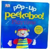 หนังสือป๊อปอัพสามมิติ  DK Pop-up Peekaboo