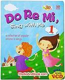 หนังสือป๊อปอัพสามมิติ  Do Re Mi Sing with me 1