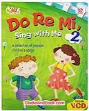 หนังสือป๊อปอัพสามมิติ  Do Re Mi Sing with me 2