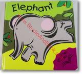 หนังสือป๊อปอัพสามมิติ Elephant (Pop-up Pals)
