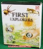 หนังสือป๊อปอัพสามมิติ First Explorers