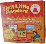 หนังสือป๊อปอัพสามมิติ First Little Readers Level A