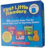 หนังสือป๊อปอัพสามมิติ First Little Readers Level B