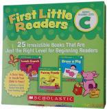 หนังสือป๊อปอัพสามมิติ First Little Readers Level C
