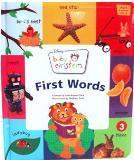 หนังสือป๊อปอัพสามมิติ First Words (Disney's Baby Einstein