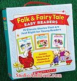 หนังสือป๊อปอัพสามมิติ Folk & Fairy Tale Easy
