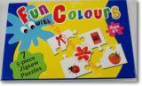 หนังสือป๊อปอัพสามมิติ Fun with Colours