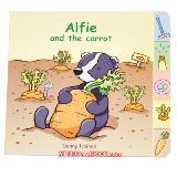 หนังสือป๊อปอัพสามมิติ Genny Haines - Alfie and the carrot