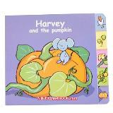 หนังสือป๊อปอัพสามมิติ Harvey and the pumpkin