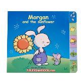 หนังสือป๊อปอัพสามมิติ Morgan and the sunflower
