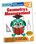 หนังสือเด็กGeometry & Measurement Grade 2