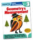หนังสือเด็ก Geometry & Measurement Grade 3