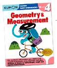 หนังสือเด็ก Geometry & Measurement Grade 4