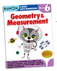 หนังสือเด็ก Geometry & Measurement Grade 6