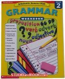 หนังสือเด็ก Grammar Workbook - Grade 2