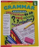 หนังสือสำหรับเด็ก Grammar Workbook - Grade 5