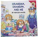 หนังสือสำหรับเด็ก Grandma, Grandpa, and Me by Mercer May