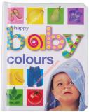 หนังสือสำหรับเด็ก Happy Baby- COLOURS