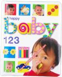 หนังสือสำหรับเด็ก Happy Baby- 123
