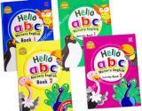 หนังสือสำหรับเด็ก Hello abc Nursery English Book