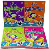 หนังสือสำหรับเด็กHop onto - Alphabet Reader & Activity