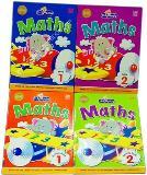 หนังสือสำหรับเด็ก Hop onto - Maths Reader & Activity
