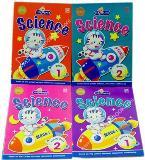 หนังสือสำหรับเด็ก Science Reader & Activity Book 1-2